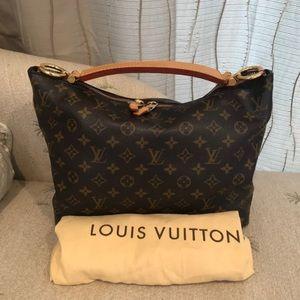 Authentic Louis Vuitton Sully PM